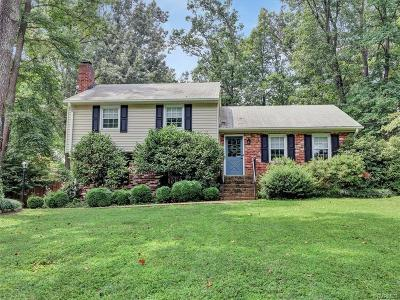 Henrico Single Family Home For Sale: 1808 Nortonia Road
