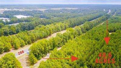 Land For Sale: 8101 Doublecreek Court
