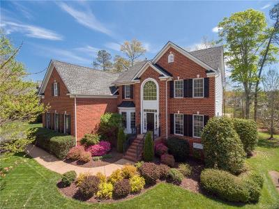 Chesterfield County Single Family Home For Sale: 6107 Lilting Branch Way
