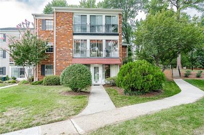 Henrico County Condo/Townhouse For Sale: 2 Millstone Road #2