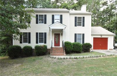 Single Family Home For Sale: 5112 Cane Mill Lane