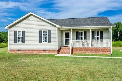 Henrico Single Family Home For Sale: 4401 Wilma Lane