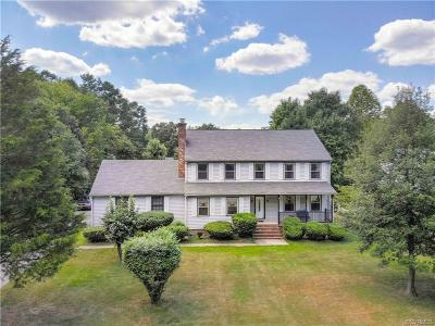 Chester Single Family Home For Sale: 8232 Indian Springs Road