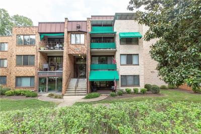 Henrico Condo/Townhouse For Sale: 1513 Regency Woods Road #104
