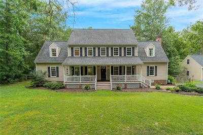 Hanover County Single Family Home For Sale: 5108 Arrowhead Road