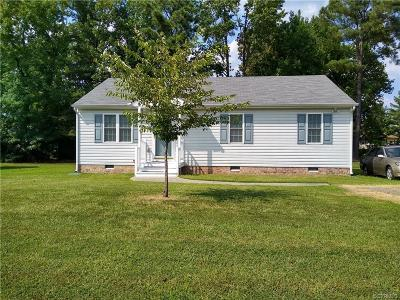 Henrico Single Family Home For Sale: 2542 Parrish Street