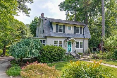 Richmond Single Family Home For Sale: 3716 Brookside Road