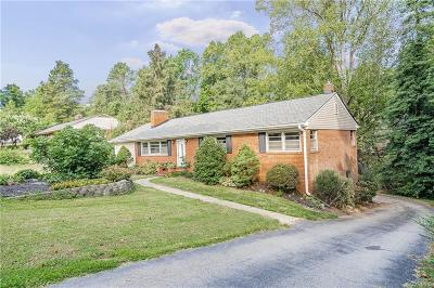 Midlothian Single Family Home For Sale: 2712 Wyndham Drive