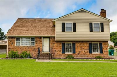 Henrico County Single Family Home For Sale: 8306 Forge Road