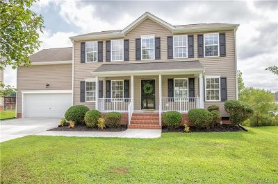 Chesterfield County Single Family Home For Sale: 3413 Ellenbrook Drive