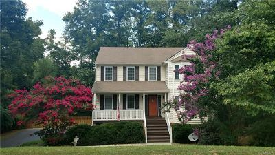 Mechanicsville Single Family Home For Sale: 8259 Spicewood Circle