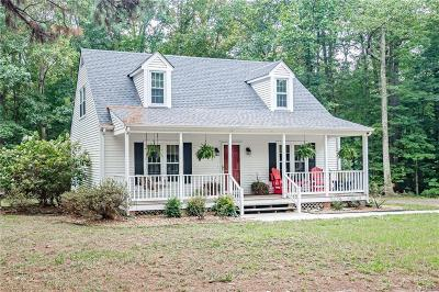 Hanover County Single Family Home For Sale: 11371 Doswell Road