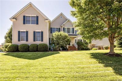 Chesterfield County Single Family Home For Sale: 13731 Grove Pond Drive