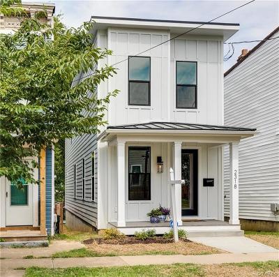 Richmond Single Family Home For Sale: 2318 R Street
