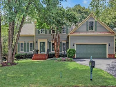 Henrico Single Family Home For Sale: 6018 Glen Abbey Drive