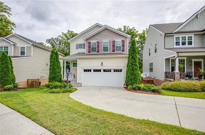 Hanover County Single Family Home For Sale: 8918 Hollycroft Court