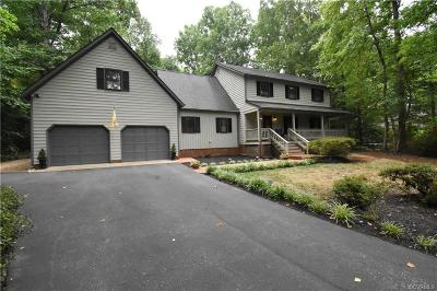 Single Family Home For Sale: 13711 Harbourwood Road