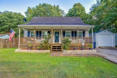 Chesterfield County Single Family Home For Sale: 3813 N Light Drive
