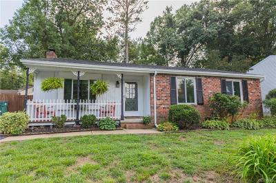 Henrico County Single Family Home For Sale: 9317 Classic Road
