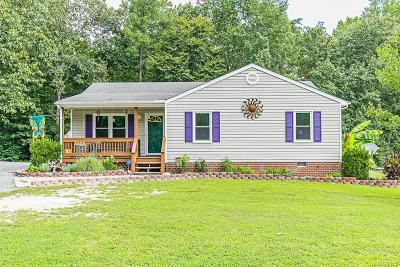 Aylett Single Family Home For Sale: 618 Rosebud Run