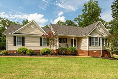 Aylett Single Family Home For Sale: 106 McCauley