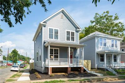 Richmond Single Family Home For Sale: 3015 Woodcliff Avenue