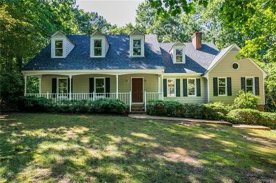 Chesterfield County Single Family Home For Sale: 3304 Crossings Way