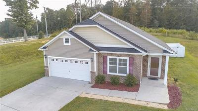 Hopewell Single Family Home For Sale: 3900 Clipper Lane