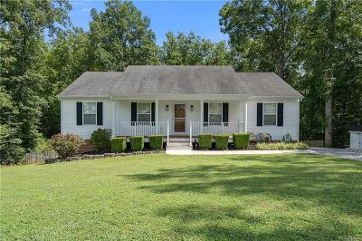 King William County Single Family Home For Sale: 2212 Sara Ann Court
