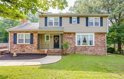Henrico County Single Family Home For Sale: 1712 Havenwood Drive