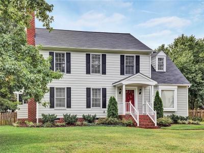 Henrico County Single Family Home For Sale: 2509 Retrievers Ridge Road