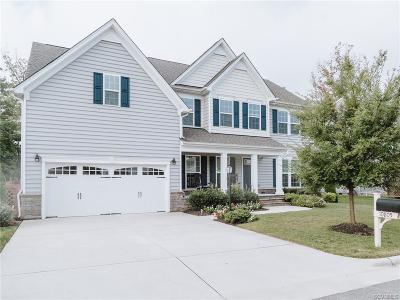 Hanover County Single Family Home For Sale: 10805 Providence Woods Lane
