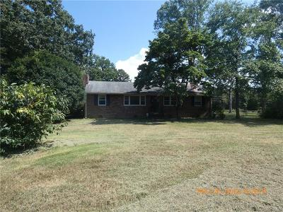 Henrico Single Family Home For Sale: 2529 Patricia Road