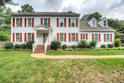 Glen Allen Single Family Home For Sale: 10904 John Cussons Drive