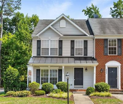 Richmond Single Family Home For Sale: 6801 Grand Brook Court