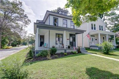 Richmond Single Family Home For Sale: 3325 2nd Avenue