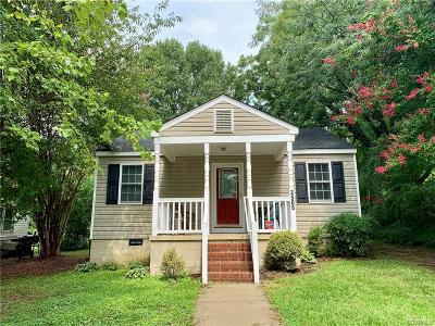 Single Family Home For Sale: 2505 Maple Street