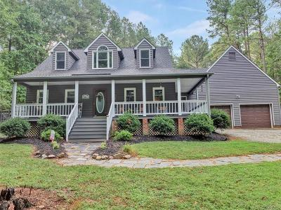 Powhatan County Single Family Home For Sale: 610 Butterwood Court