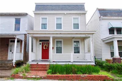 Richmond Single Family Home For Sale: 711 N 33rd Street
