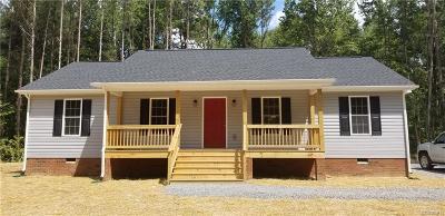 Hanover Single Family Home For Sale: Edgar Road