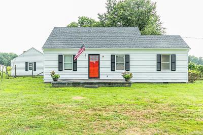 Mechanicsville Single Family Home For Sale: 2567 Old Church Road
