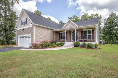 Chesterfield Single Family Home For Sale: 4266 Cougar Trail
