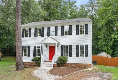 Chesterfield County Single Family Home For Sale: 4602 Mason Dale Way