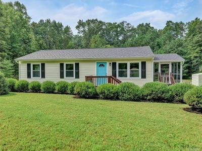 Single Family Home For Sale: 13500 Branders Bridge Road