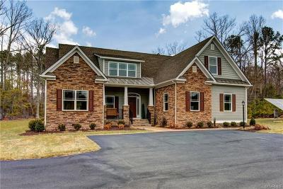 Hanover County Single Family Home For Sale: 13166 Luck Brothers Drive
