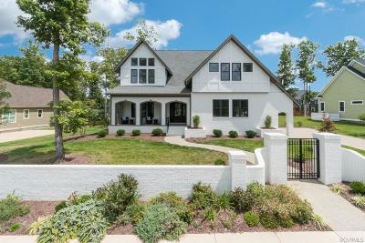 Midlothian Single Family Home For Sale: 16500 Saville Chase Road