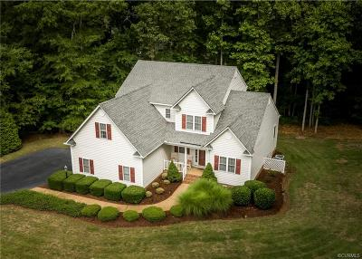 Powhatan Single Family Home For Sale: 3947 Olde Links Lane