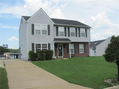 Henrico County Single Family Home For Sale: 1708 Almond Creek Place