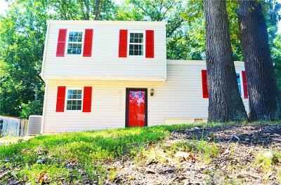 Chesterfield Single Family Home For Sale: 5112 Mill Race Circle
