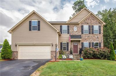 Chester VA Single Family Home For Sale: $340,000